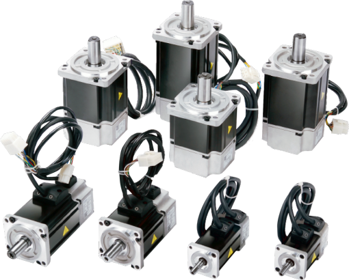 J Series Servo Motors